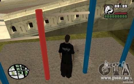 Reckstangen für GTA San Andreas fünften Screenshot