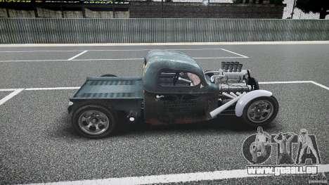 Ford Ratrod 1936 für GTA 4 linke Ansicht