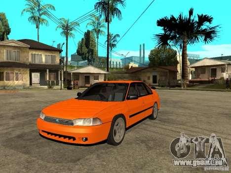 Subaru Legacy 250T 1997 für GTA San Andreas