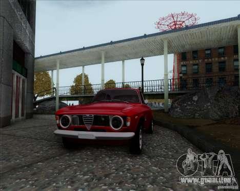 Alfa Romeo Giulia Sprint 1965 pour GTA San Andreas
