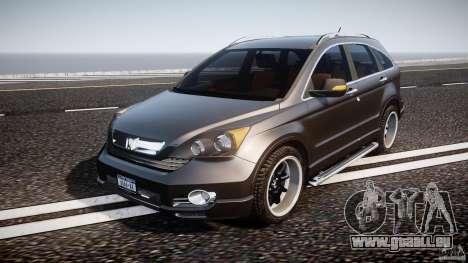 Honda C-RV SeX_BomB 2007 pour GTA 4