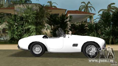AC Cobra 289 für GTA Vice City linke Ansicht