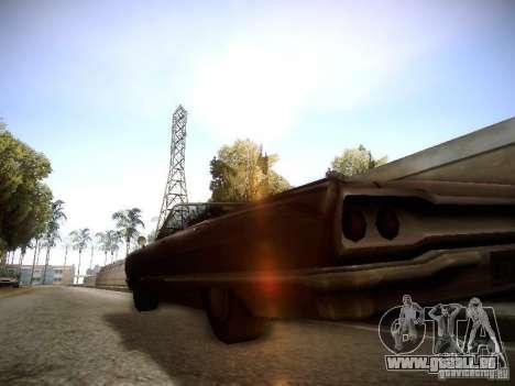 SA DirectX 1.1 Beta pour GTA San Andreas deuxième écran