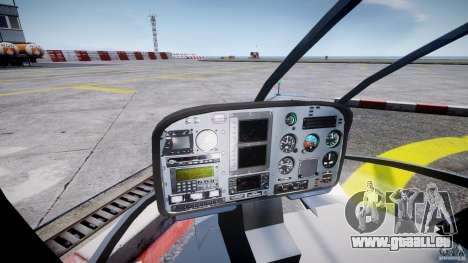 Eurocopter EC 130 NYPD für GTA 4 rechte Ansicht
