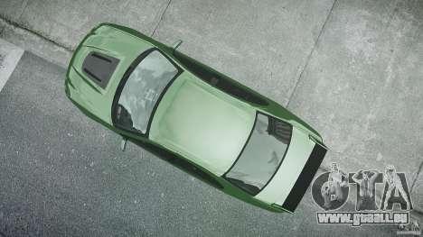 Ford Falcon XR8 2007 Rim 1 für GTA 4 obere Ansicht