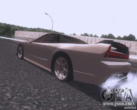 Honda NSX Japan Drift für GTA San Andreas linke Ansicht