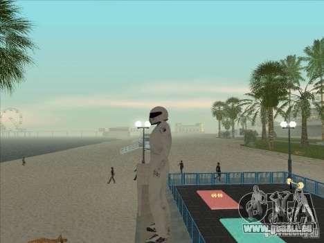Stig pour GTA San Andreas troisième écran