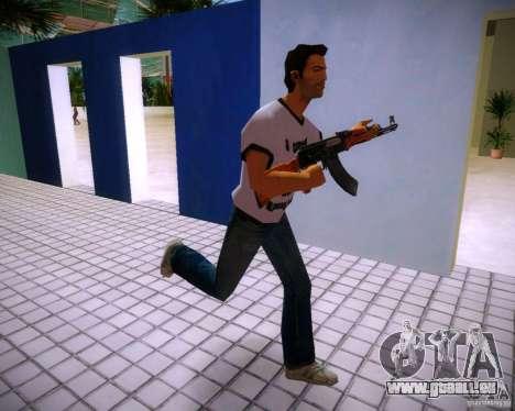 AK-47 pour GTA Vice City
