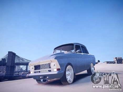 AZLK 412 pour GTA 4