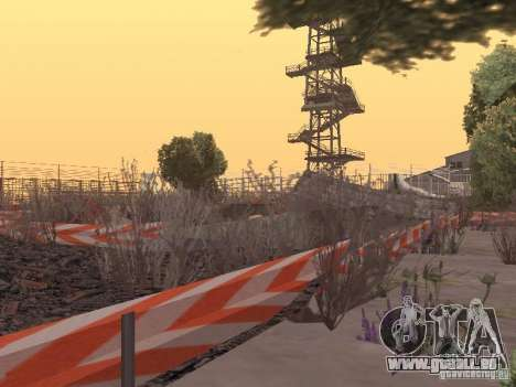 Off-Road Route v2.0 pour GTA San Andreas