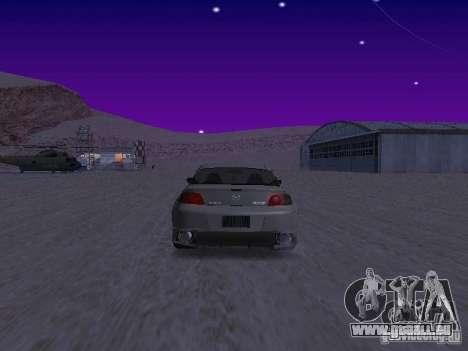 Mazda RX-8 Veilside pour GTA San Andreas vue de droite