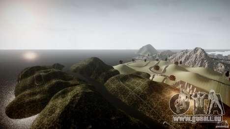 Liberty Green pour GTA 4 cinquième écran