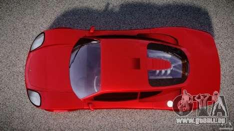 Farboud GTS 2007 pour GTA 4 est un droit