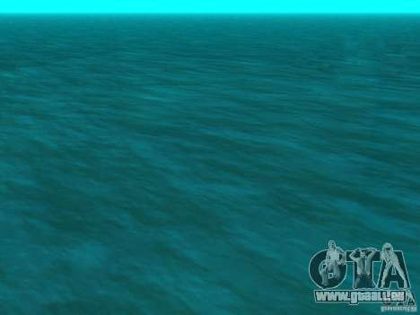 Neues Wasser für GTA San Andreas sechsten Screenshot
