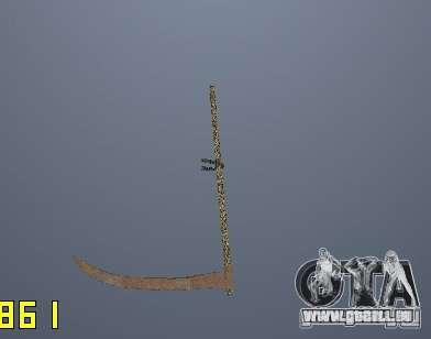 Xhosa für GTA San Andreas dritten Screenshot