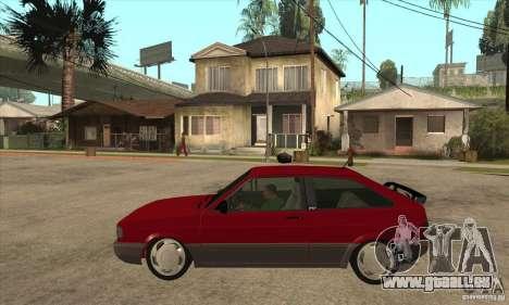 Volkswagen Gol GTS 1994 pour GTA San Andreas laissé vue