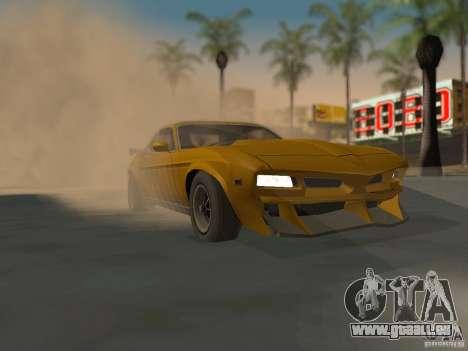 SPEEDEVIL from FlatOut 2 pour GTA San Andreas vue de droite