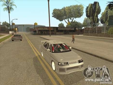 LADA 21103 Street Tuning v1.0 pour GTA San Andreas vue de côté
