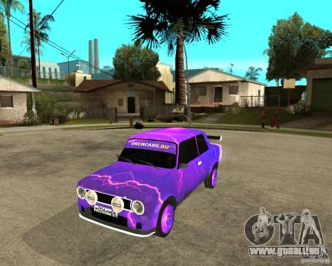 Porte double VAZ 2101 pour GTA San Andreas