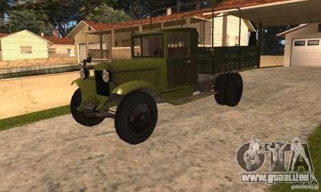 ZiS-5 pour GTA San Andreas