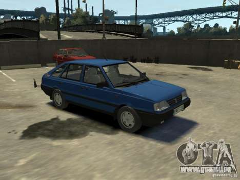 FSO Polonez Caro pour le moteur de GTA 4