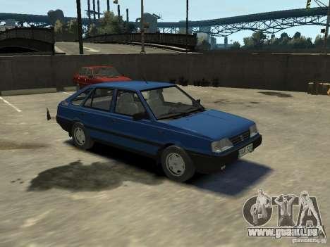 FSO Polonez Caro für GTA 4-Motor