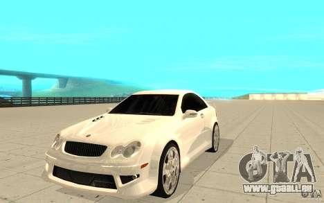 Mercedes-Benz CLK 500 Kompressor für GTA San Andreas