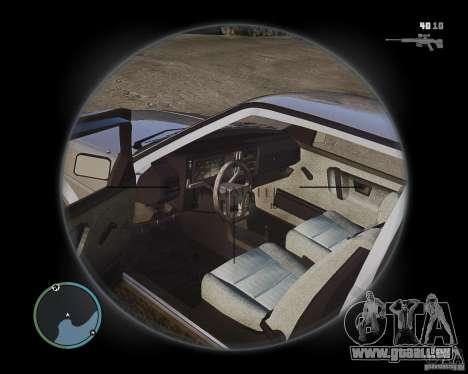 Volkswagen Golf Mk2 GTI für GTA 4 rechte Ansicht