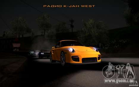 Lensflare für GTA San Andreas achten Screenshot