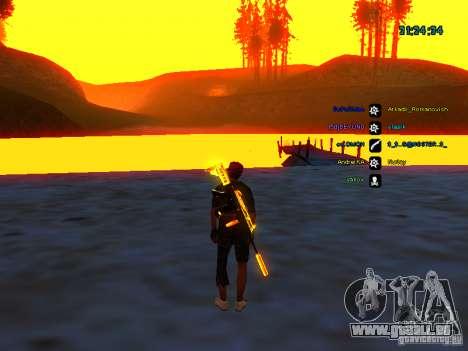 Skin Pack für Samp-rp für GTA San Andreas her Screenshot