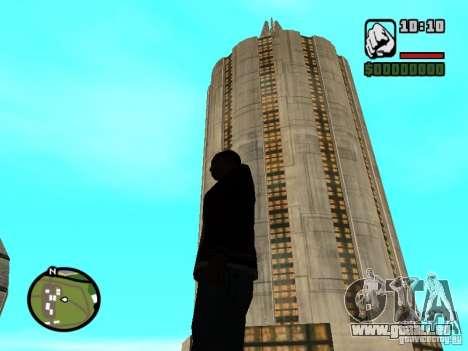 Haus 5 Kadetten aus dem Spiel Star Wars für GTA San Andreas