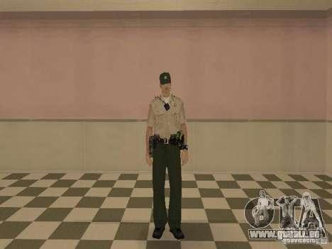 Los Angeles Police Department pour GTA San Andreas troisième écran