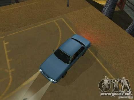 IVLM 2.0 TEST №3 pour GTA San Andreas deuxième écran