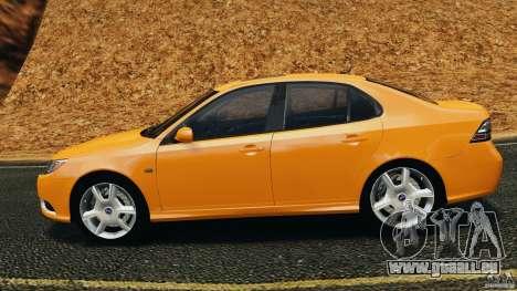 Saab 9-3 Turbo X 2008 pour GTA 4 est une gauche