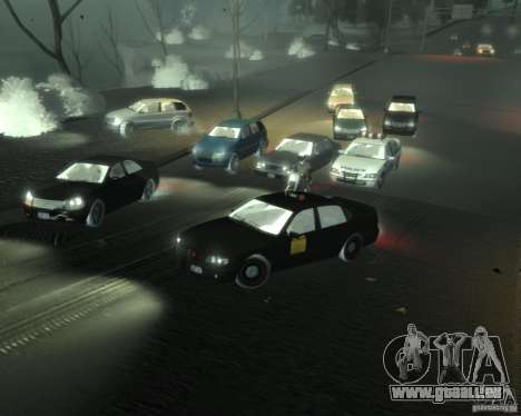 Winter Handling pour GTA 4