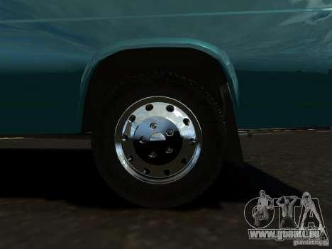 Daewoo Lublin 3 2000 pour GTA 4 Vue arrière de la gauche