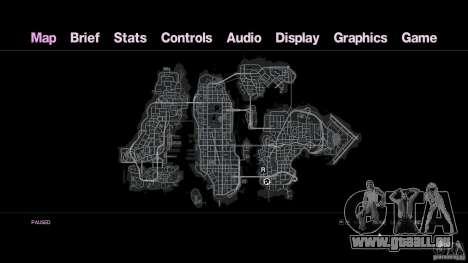 VC Style Radar/HUD (2 Skins) für GTA 4 siebten Screenshot
