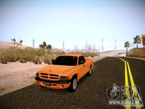 Dodge Ram 1500 Dacota für GTA San Andreas