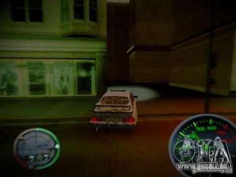 Tacho von Centrale v2 für GTA San Andreas her Screenshot