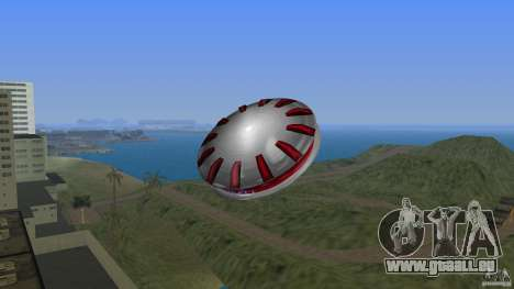 Ultimate Flying Object pour GTA Vice City