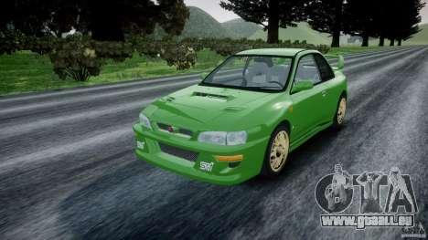 Subaru Impreza 22b 1998 (final) pour GTA 4