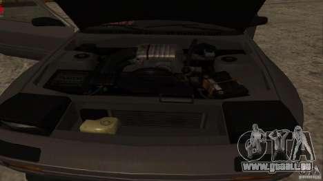 GTA Shift 2 Mazda RX-7 FC3S Speedhunters für GTA San Andreas Rückansicht