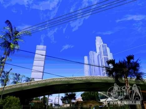 Gratte-ciels à Los Santos pour GTA San Andreas deuxième écran