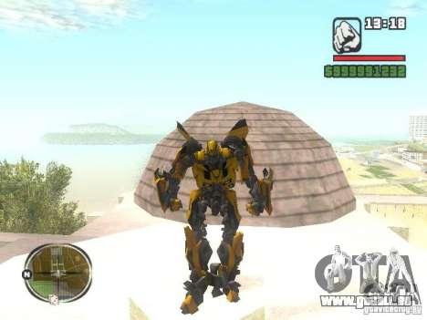 Bumblebee 2 pour GTA San Andreas