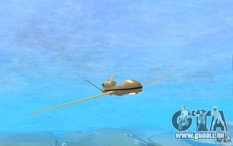 Grumman RQ-4 pour GTA San Andreas
