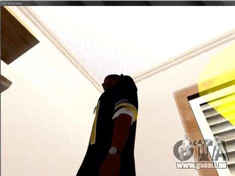 Snoop DoG le F.B.I. pour GTA San Andreas sixième écran