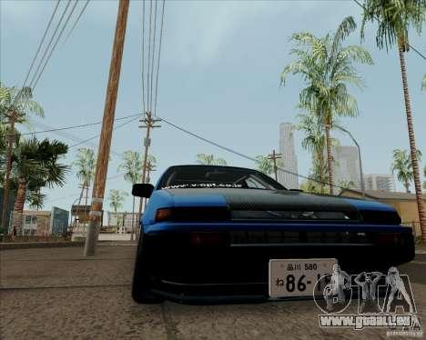 Toyota Sprinter Trueno AE86 JDM für GTA San Andreas rechten Ansicht