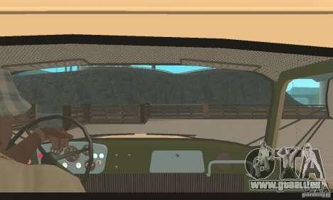 Gaz-52 pour GTA San Andreas vue de droite