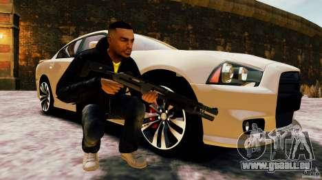 Marshall de Crysis 2 pour GTA 4 secondes d'écran