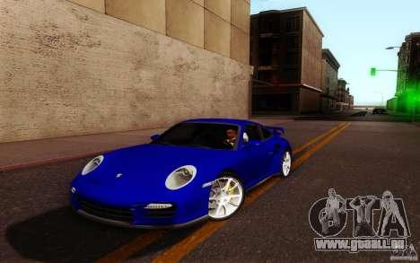 New Graphic by musha v3.0 pour GTA San Andreas quatrième écran